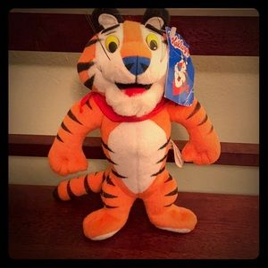 Kellogg's Tony the Tiger Stuffed Animal